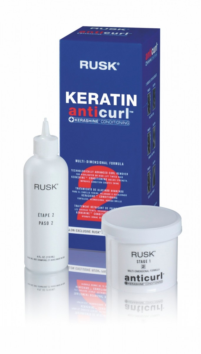 Anticurl + Kerashine Conditioner №2