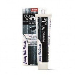 Toothpaste Perfect WHITE BLACK